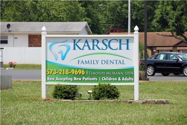 Karsch sign
